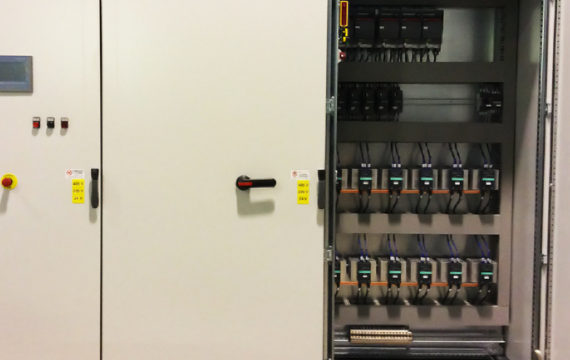 quadro elettrico automazione | LA2R Elettroimpianti