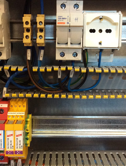 quadro elettrico telemisura | LA2R Elettroimpianti