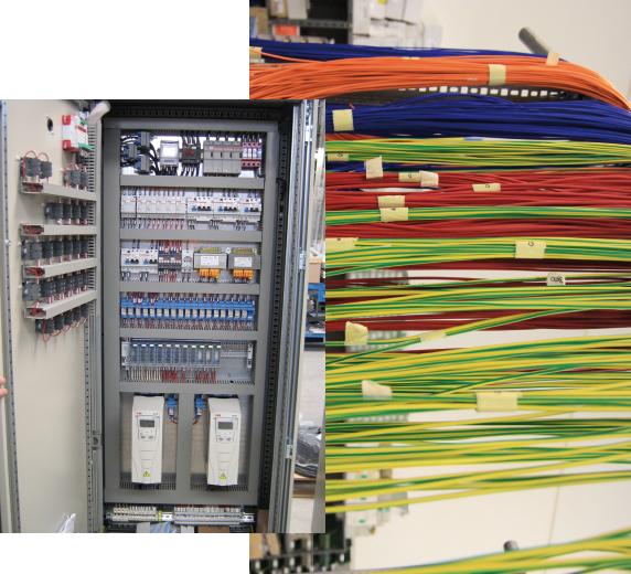 pannelli elettrici | LA2R | esperienza e servizi